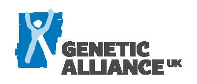Genetic Alliance UK logo.